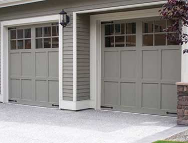 Township Collection Garage Doors from Don's Garage Doors