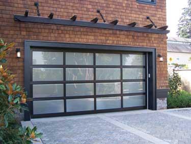 Beautiful Modern Glass Garage Doors In Denver, CO   Donu0027s Garage Doors