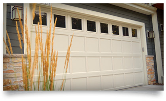 Recessed Panel Garage Door in Denver, CO - Don's Garage Doors