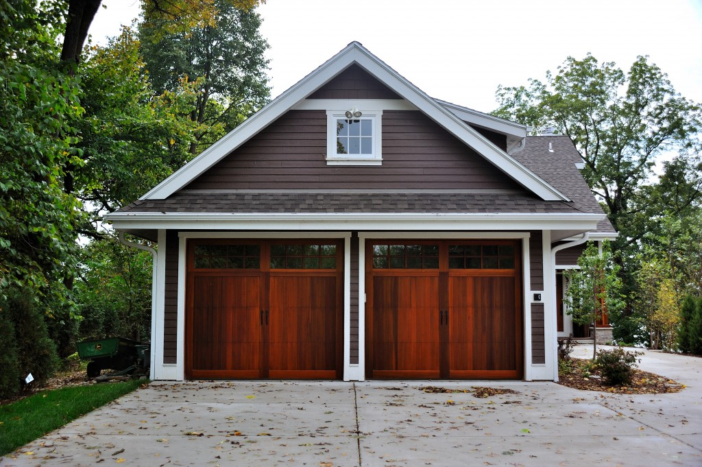 Wood Overlay Garage Doors in Denver, CO - Don's Garage Doors