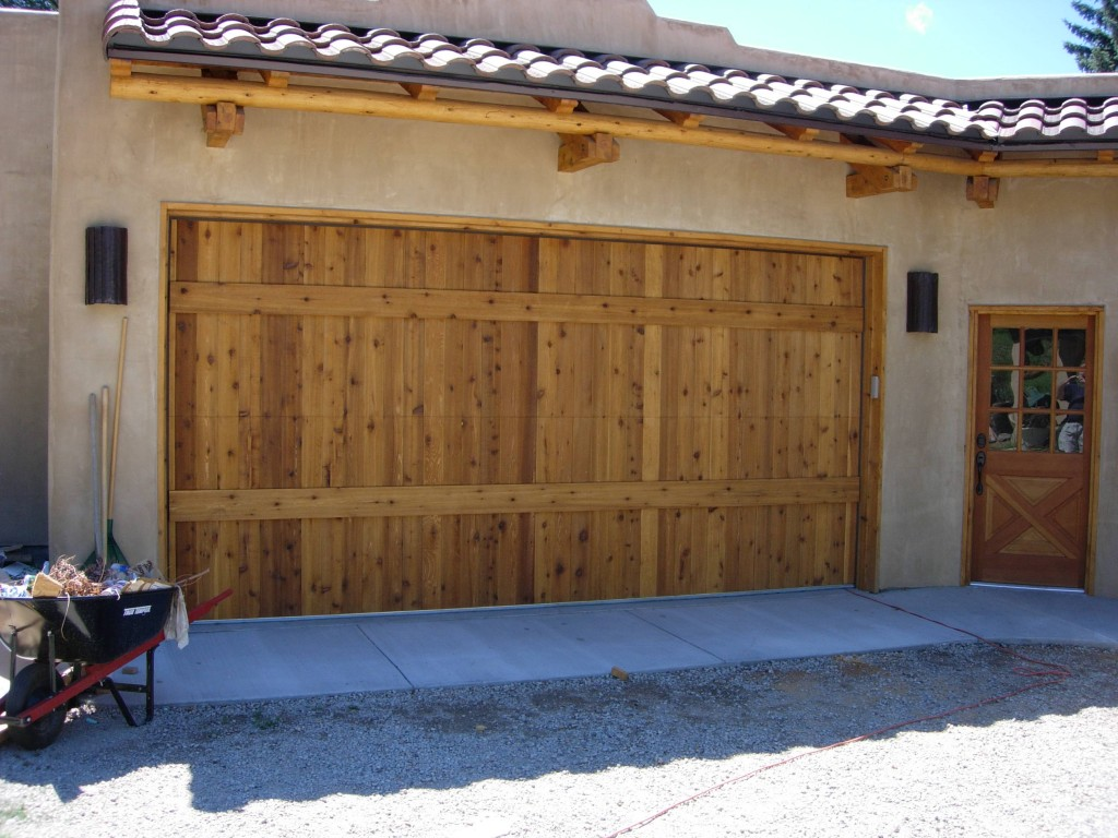 Wood Garage Doors Installed, Maintained and Repaired in Denver ...